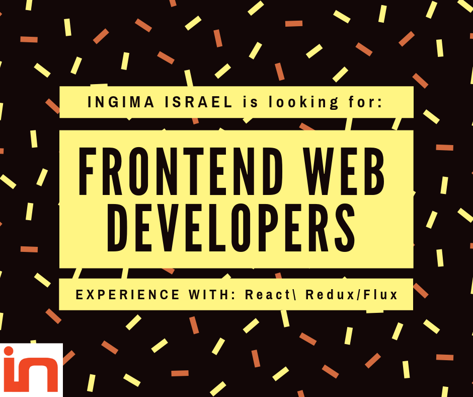 FRONTEND WEB DEVELOPPERS