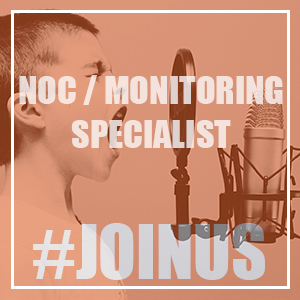 NOC/Monitoring Specialist