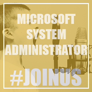 Microsoft System Administrator