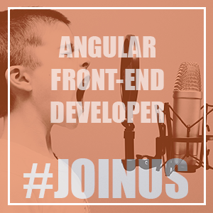 ANGULAR FRONT END DEV